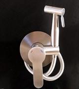 Гигиенический душ скрытого монтажа GAPPO G7299-30 сатин