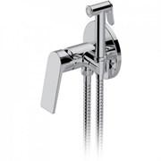 Гигиенический душ скрытого монтажа FAOP A7208 хром