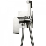 Гигиенический душ скрытого монтажа GAPPO G7299-20 сатин