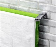Штанга для полотенец двойная WasserKraft Aller K-1140