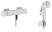 Гигиенический душ Tres Exclusive Cuadro 407167 белый