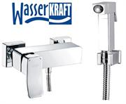 Гигиенический душ WasserKRAFT Aller GD1062