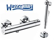 Гигиенический душ WasserKRAFT Berkel Thermo 4822