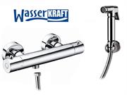 Гигиенический душ WasserKRAFT Berkel Thermo 4822-332OLA