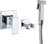 Гигиенический душ Magliezza Kvadro 50103-cr