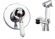 Гигиенический душ Magliezza Grosso Bianco 50133SH-345 -cr