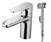 Смеситель для раковины с гигиеническим душем AM.PM Inspire F5004000