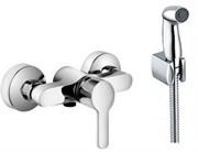 Гигиенический душ KLUDI Logo Neo 378410575 хром