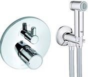 Гигиенический душ KLUDI Zenta 388350545 хром