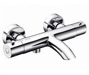 Смеситель для ванной с термостатом Wasserkraft Berkel 4811 хром