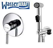 Гигиенический душ WasserKRAFT Main A04157