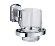 Стакан для зубных щеток стеклянный Wasserkraft Oder K-3028