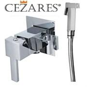 Гигиенический душ со встраиваемым смесителем CEZARES TREND CZR-DA2 хром