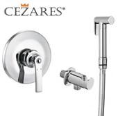 Гигиенический душ со встраиваемым смесителем CEZARES LIBERTY-F-DIM-014 хром