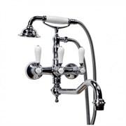 Смеситель на ванны Magliezza Classico 50605-3-cr Италия