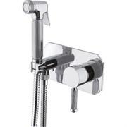 Гигиенический душ со встраиваемым смесителем Cezares OLIMP-DIF-01 хром