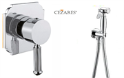 Гигиенический душ со встраиваемым смесителем CEZARES OLIMP-DIM2-01-L