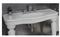 Раковина подвесная с консолью VITRA Efes  6209B003-0001/6210B003-0156 - фото 154083